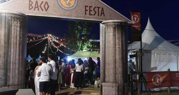 Photo of O Aguillón rues acollerá esta fin de semana a VI Baco Festa