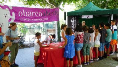 Photo of Xogando a recoñecer aromas e sabores no XI Mercaberto do Barco