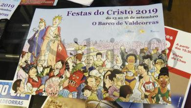 Photo of O barquense Mauro Docampo, autor do cartel das Festas do Cristo 2019 do Barco