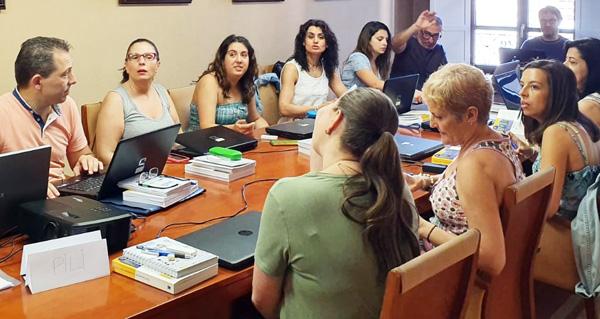 Photo of Bos resultados no programa Exitum de inserción laboral, promovido pola CEO
