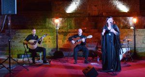 María do Ceo conquista ao público, na Veiga
