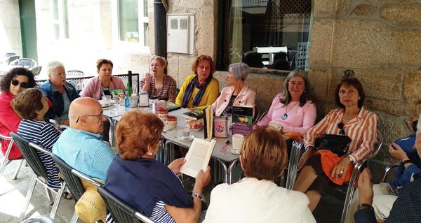 Photo of O Club de Lectura de Trives retoma as súas reunións neste verán