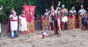 Vitoria castrexa en Qui-Roma