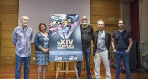 O cartel do FIC Vía XIV 2019 de Verín inspírase no concepto da emigración