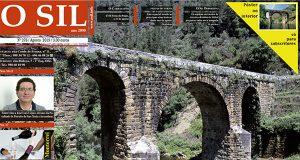 Os 1.900 anos da Ponte Bibei, no número de agosto de O Sil