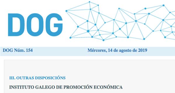 Photo of Ábrese o prazo de solicitude de axudas para a contratación de xestores en empresas para impulsar a súa internacionalización