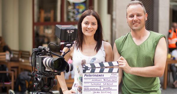 """Photo of O filme con selo ourensán """"Pelerinaxes"""" proxectarase na Pobra do Brollón"""