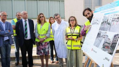 Photo of A primeira fase das obras do CHUO rematará en setembro