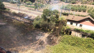 Photo of Extinguido o incendio de Montefurado (Quiroga)