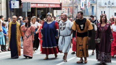 Photo of Ribadavia acolle a súa XXXI Festa da Istoria