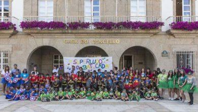 Photo of As últimas semanas do Campamento Urbano de Verín, repletas de actividades
