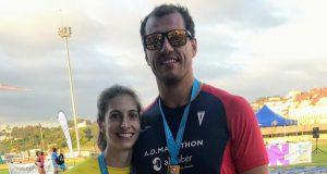 Bos resultados para Leticia Gil e Carlos Revuelta esta fin de semana