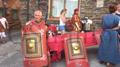 Photo of Montefurado (Quiroga) recrea cunha festa o seu legado romano