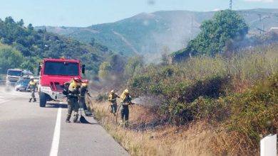 Photo of Novo incendio forestal en Montefurado (Quiroga)