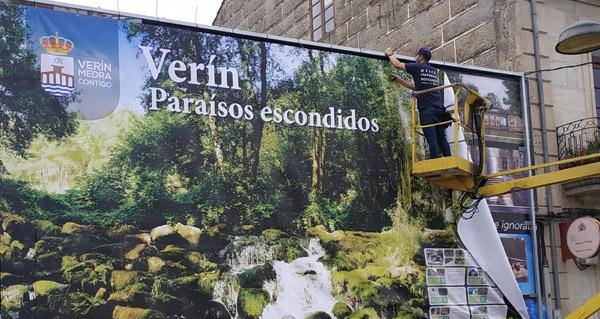 Photo of Verín estrea un roteiro medioambiental e patrimonial con alternativas de ocio