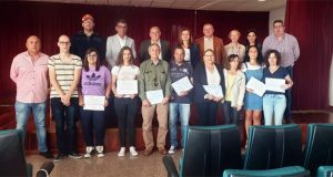 Clausúrase o obradoiro de emprego dos municipios de Pantón, Sober e O Saviñao