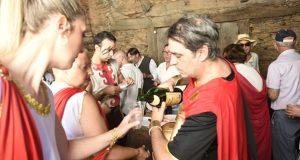 Convivencia castrexo-romana na IX Festa do Ouro de Margaride
