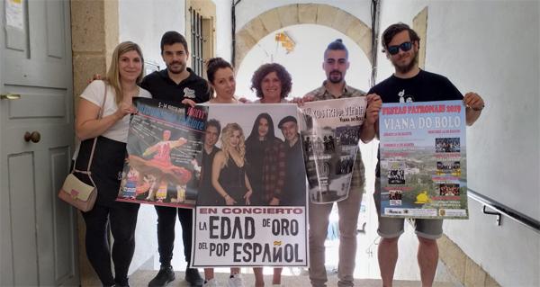 Photo of Viana do Bolo celebra as súas festas patronais con diversas actividades