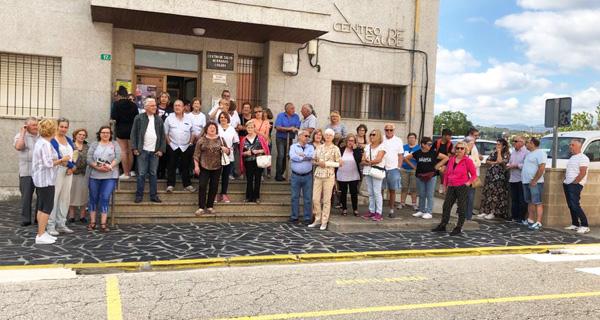 Photo of A Rúa retoma as concentracións para pedir un novo centro de saúde