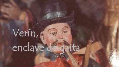 """Photo of Publícase o traballo editorial """"Verín, enclave de gaita"""", de Ruth Foxo"""