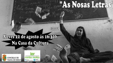 Photo of O Mago Teto actuará na súa Viana natal
