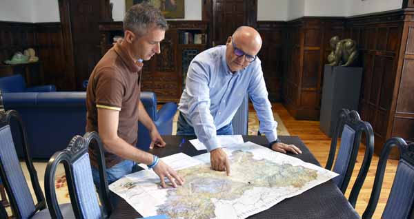 Photo of A Deputación de Ourense ultima o plan da Rede Viaria Provincial do 2020