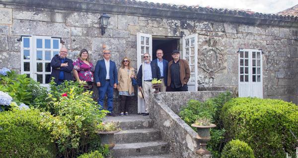 Photo of O xornalista e escritor Alfonso Sobrado Palomares, Premio Ourensanía 2019