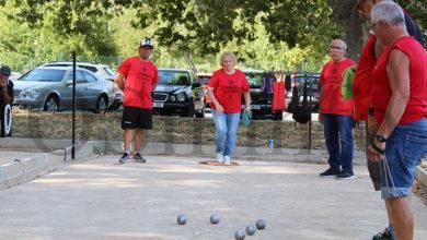 Photo of Aumenta a participación no campionato de petanca das Festas do Cristo