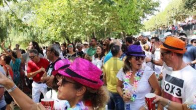 Photo of A Festa das Pandillas do Barco reúne a unhas 400 persoas á beira do Sil
