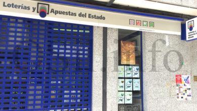 Photo of A Administración de Loterías do Barco dá o segundo premio da Lotería Nacional
