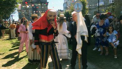 Photo of A festa dos Remedios en Castro Caldelas remata o luns 9 de setembro