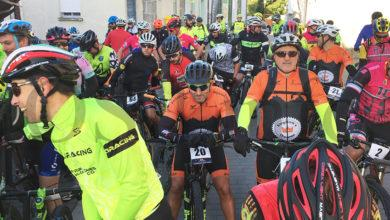Photo of Uns 140 ciclistas percorren o municipio da Veiga na III BTT Trevinca