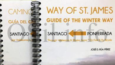 Photo of A Guía do Camiño de Inverno, de Ponferrada-Santiago por Valdeorras e a Ribeira Sacra, tamén en inglés