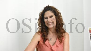 """Photo of Diana Ortiz: """"Quero que a Pasarela O Barco de Moda funcione porque quero que o comercio funcione e darlle vida ao meu pobo"""""""