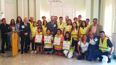 Photo of Entrega de distincións do programa STARS na Subdelegación do Goberno en Ourense