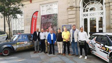 """Photo of A VIII edición do Rallye """"Ourense-Lugo Ribeira Sacra"""" contará con preto de 145 participantes"""