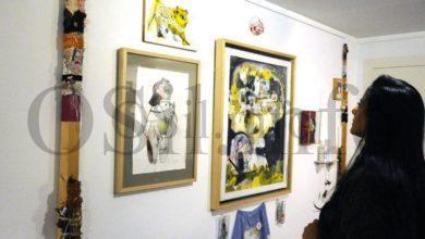 Photo of A esencia da traxectoria creativa da valdeorresa Reme Remedios en enBarcArte