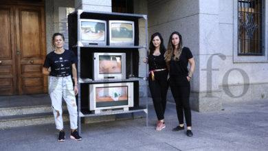 """Photo of """"Réquiem"""", un SOS polo planeta na praza do Concello do Barco"""