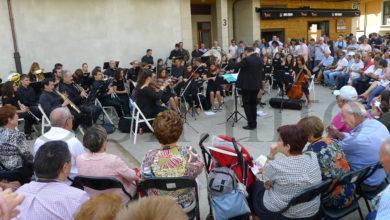 Photo of A Banda de Música do Barco enche de melodías o día do Cristo