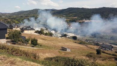Photo of Incendio en Vilanova (O Barco)