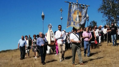Photo of Carballeda de Valdeorras honra á Virxe do Carballal