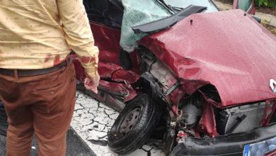 Photo of Accidente de tráfico con feridos no Carballiño