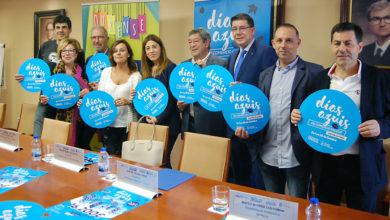 """Photo of O comercio ourensán súmase á campaña """"Días Azuis"""", que se desenvolverá do 1 ao 20 de outubro"""