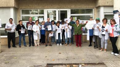 """Photo of Proseguen as concentracións no Barco para pedir """"unha primaria digna"""""""