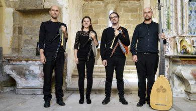 Photo of Concerto de música barroca o 25 de setembro no Claustro de San Francisco (Ourense)