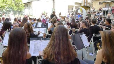 Photo of Vídeo do concerto da Banda de Música do Barco na praza do Sagrado