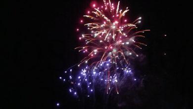 Photo of Vídeo dos Fogos Artificiais das Festas do Cristo, no Barco