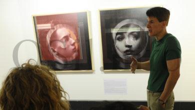 """Photo of Jorge Barredo e Sirai tocan a fin da existencia na exposición """"As vidas humanas"""" de enBarcArte"""