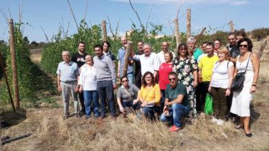 """Photo of Viaxe formativa de membros do proxecto """"Faba Loba de Trevinca"""" a terras segovianas"""