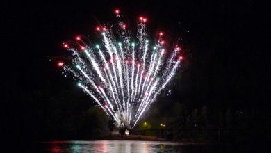 Photo of Os fogos artificiais do Cristo, un espectáculo de luz e cor no Barco